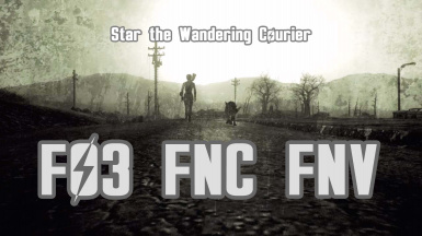 Star the Wandering Courier (FNC-TTW Patch)