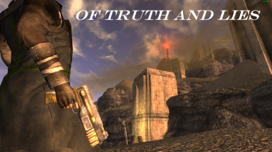 Of Truth and Lies - New Quests. Weapons and Armours