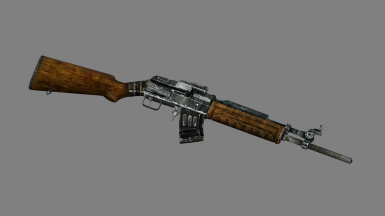 Chinese Export Rifle