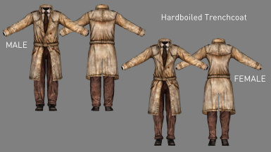 Hardboiled Trenchcoat (Added in v1.1)