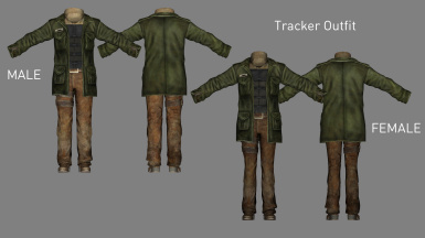 Tracker Outfit (Added in v1.1)