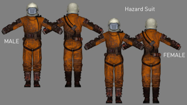 Hazard Suit (Added in v2.0)