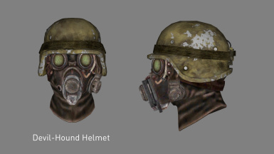 Devil-Hound Helmet (Added in v2.0)