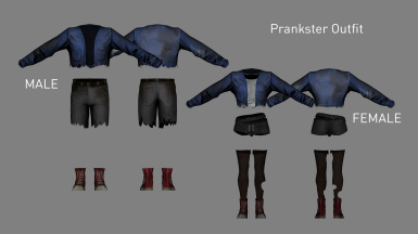 Prankster Outfit (Added in v2.2)