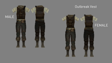 Outbreak Vest (Added in v3.1)