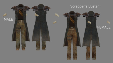 Scrapper's Duster (Added in v3.1)