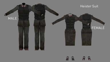 Heister Suit (Added in v3.2)