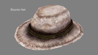 Boonie Hat (Added in v3.2)