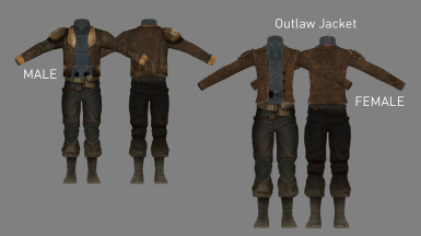 Outlaw Jacket (Added in v3.2)