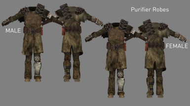 Purifier Robes (Added in v3.3)