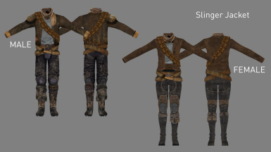 Lead Slinger Jacket (Coming in v3.5)
