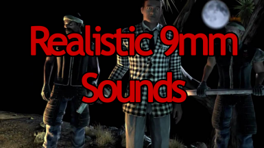 Realistic 9mm Sounds