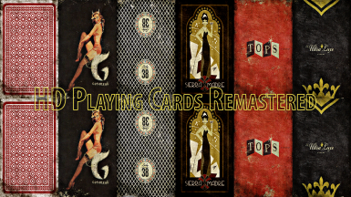 HD Playing Cards Remastered