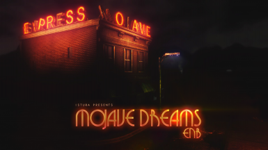 Mojave Dreams ENB