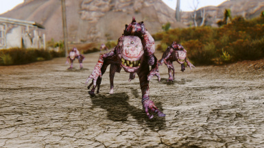 Fallout 76 Snallygaster (MODDERS RESOURCE)