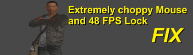Extremely choppy Mouse and 48 fps lock with ENB FIX