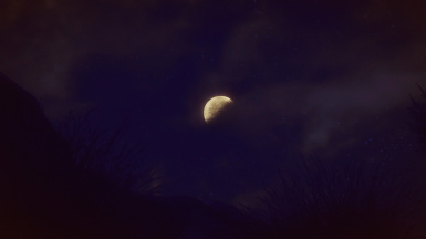 The Moon from Outer Primm (NAD)