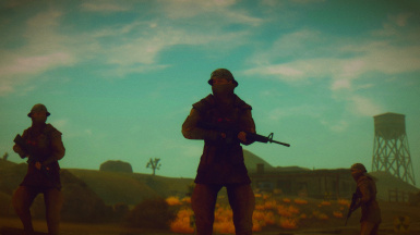 Patrolling the Mojave (Brighter Lights)