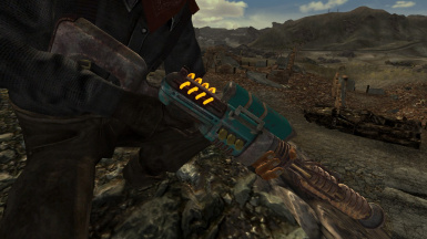 Recharger Rifle Rebalance with Scope Mod