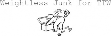 Weightless Junk and Misc. Items for TTW