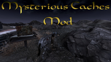 Mysterious Caches Mod