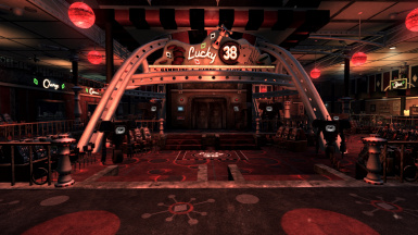 Clean Lucky 38 Casino Floor