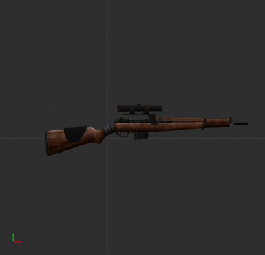 FN-49 Sniper Rifle Modder's Resource