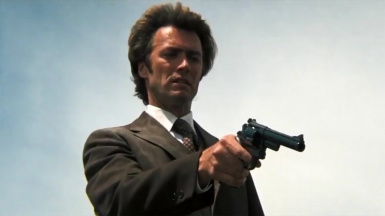 Dirty Harry's 44 Magnum