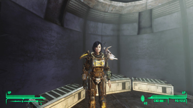 T6M Female Power Armor Replacer TTW Edition (Tale of Two Wastelands)
