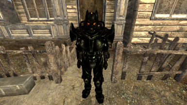 Fixed Enclave Power Armor
