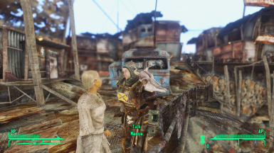 Power Armor Scaling TTW Patch (Tale of Two Wastelands)