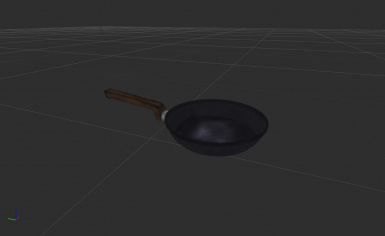 New cooking pan