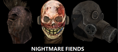 NIGHTMARE FIENDS - A Junkie Overhaul