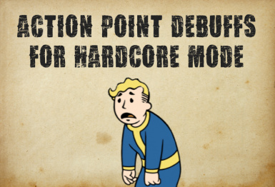 Action Point Debuffs for Hardcore Mode