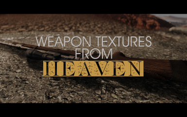 WTH - Weapon Textures from Heaven
