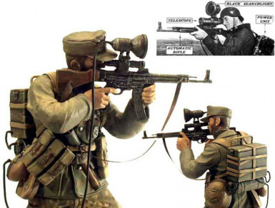 Replace your Sturmgewehr