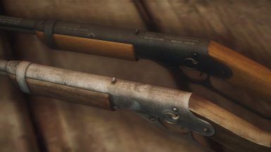BB Gun Retexture WMX Adaptation