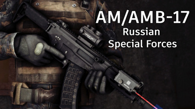 AM-17 AMB-17 Russian Special Forces
