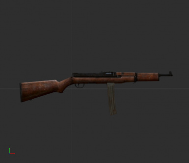 Ribeyrolles Automatic Carbine
