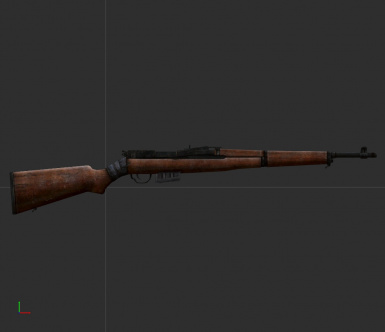 Generic Military Bolt Action Rifle