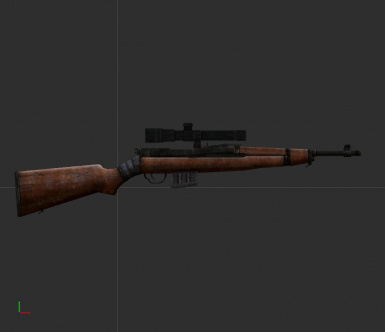 Generic Military Bolt Action Carbine Upgraded