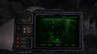 PipBoy Tabs