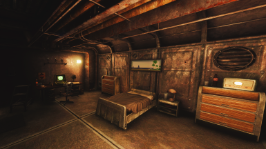 Vault 21: Player Room