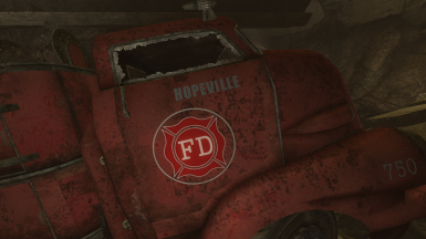 Properly Named Hopeville Firetrucks