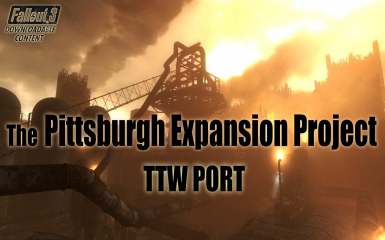 The Pittsburgh Expansion Project - TTW Port
