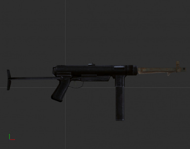Vance's 9mm SMG MP 40 Replacer