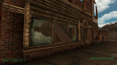NEW v1.3 Stepping smoothed from the edges of broken glass with fancy alpha channel