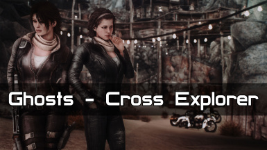 Ghosts - Cross Explorer Outfit