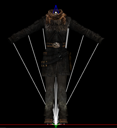 Female Drifter Armor for New Vegas Bounties III and other Tweaks and Replacements