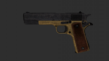 .45 Auto Pistol Skin Collection (Inspired by Battlefield 1)